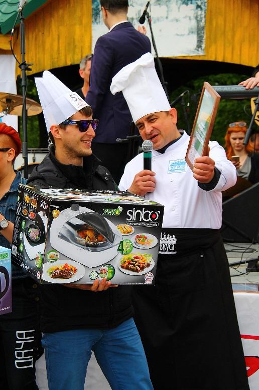 Производитель бытовой техники выступил генеральным спонсором фестиваля шашлыков в Саратове
