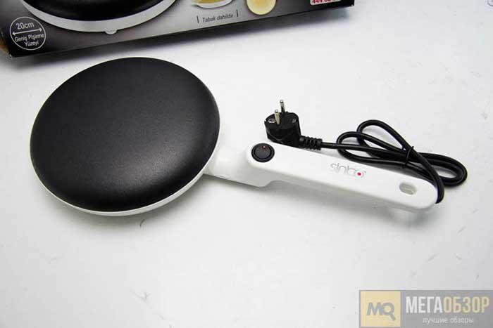 Электрическая блинница Sinbo SP-5208