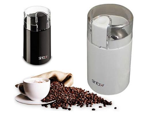 Кофе в подарок при покупке кофемолки Sinbo