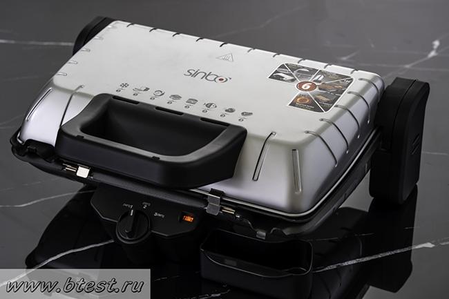 Электрический гриль Sinbo SSM 2534