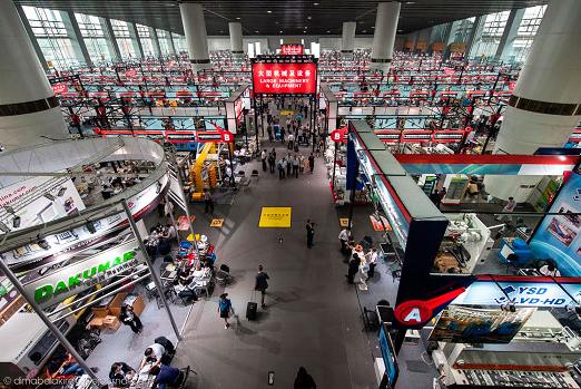 Sinbo приглашает партнеров на выставку Canton Fair (China Import & Export Fair) в Гуанджоу