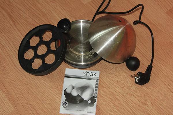 Яйцеварка Sinbo SEB 5208