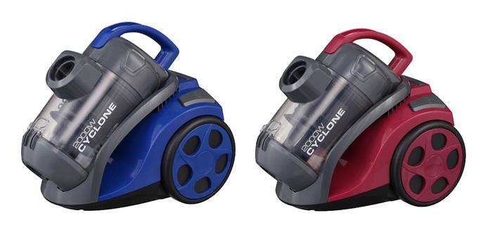новые модели пылесосов с технологией «Циклон» SVC 3498 и SVC 3499